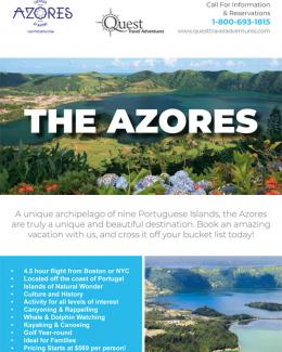 Quest, The Azores cover image