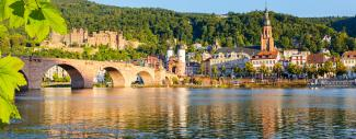 Rhine River Bridge