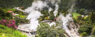 Thermal Hot Springs, Azores